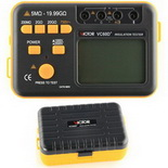 VC60D+ – Измеритель сопротивления изоляции (мегаомметр)