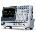 GDS-72074E – Цифровой осциллограф 70 МГц, 4 канала