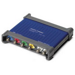 АКИП-73203D – USB-осциллограф смешанных сигналов + анализатор спектра + генератор 50 МГц, 2 канала