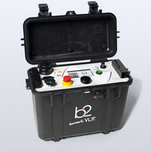 HVA28TD – Высоковольтная СНЧ установка для испытаний кабелей СПЭ до 28 кВ с интегрированным модулем измерения тангенса угла диэлектрических потерь