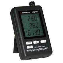 АТЕ-9382 – Регистратор температуры, влажности, давления