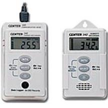 CENTER 342 – Измеритель-регистратор температуры и влажности