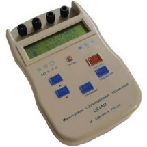 ЦС4107 – Измеритель сопротивления заземления
