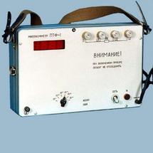 ПТФ-1 – Миллиомметр цифровой