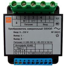 Е854ЭЛ – Измерительные преобразователи переменного тока и напряжения