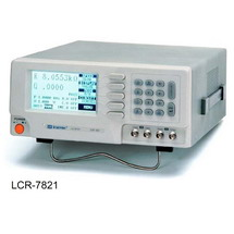 LCR-7821 – Измеритель RLC параметров