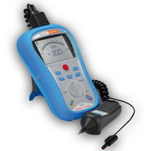 MI 3121 – Измеритель сопротивления изоляции и целостности электрических цепей