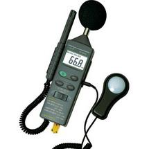 DT-8820 – Многофункциональный тестер окружающей среды 4 в 1