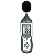 DT-8852 – Шумомер-регистратор 30...130 дБ с фильтрами А, С