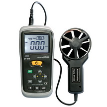 DT-619 – Термоанемометр крыльчатый 0,4...30 м/с