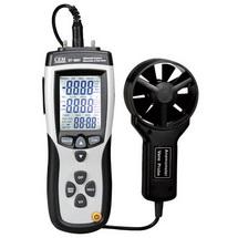 DT-8897 – Дифференциальный манометр + анемометр + расходомер