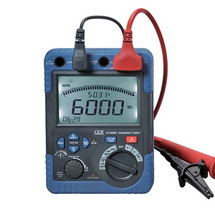 DT-6605 – Мегаомметр до 60 ГОм/ 5000В