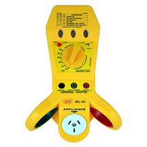 DEL-101 – Многофункциональный тестер-индикатор электрических сетей