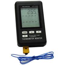 АТЕ-9380BT – Измеритель-регистратор температуры АТЕ-9380 с Bluetooth интерфейсом