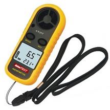 AN111 – Цифровой термоанемометр